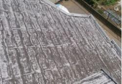 屋根カバー工法施工前の状態