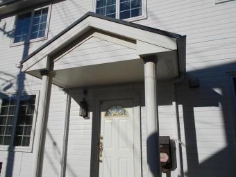 カバー工法・外壁塗装工事