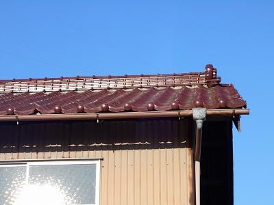 屋根葺着替え工事