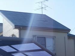 屋根材交換工事