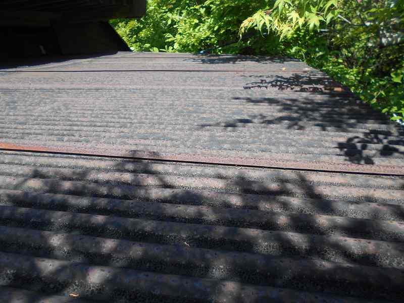 トタン屋根葺き替え工事