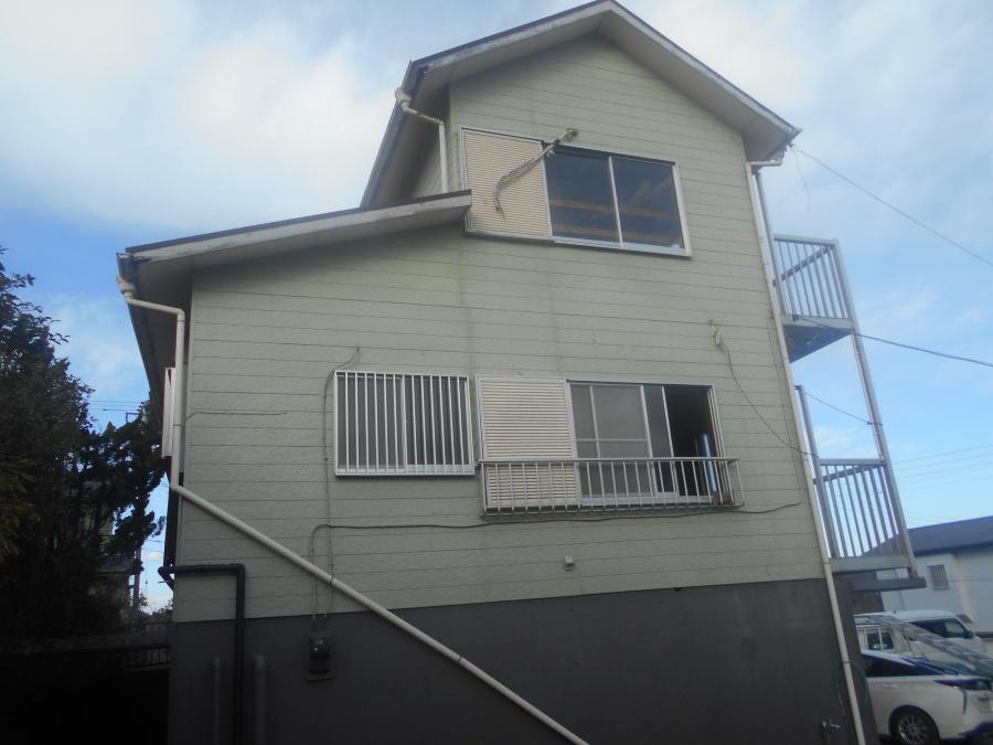 鉾田市のM様からのご依頼で屋根等の調査の為にお伺いしました。