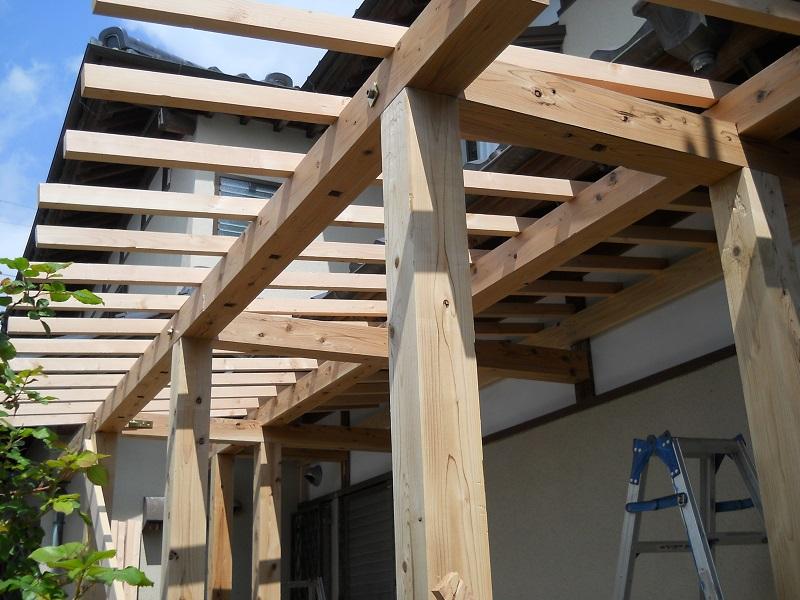 増築工事1