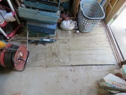 倉庫雨漏り3