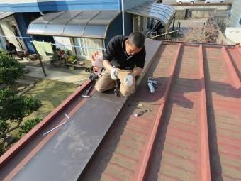 屋根雨漏り2