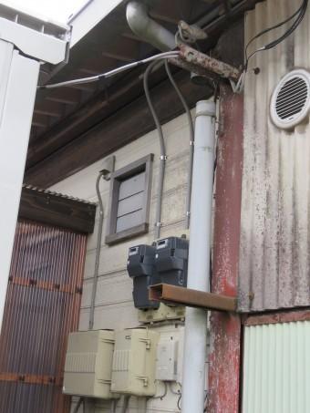 外壁張替工事5