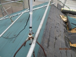 屋根工事4