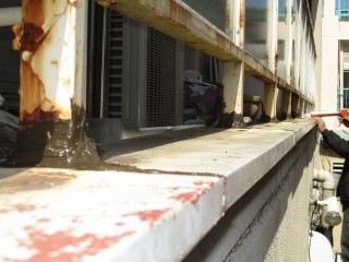 雨漏り工事1