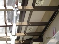 かカーポート屋根葺き替え工事