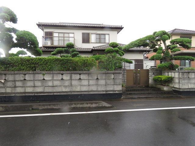 神栖市のT様から台風被害で雨漏りがしたので、修理をして下さい