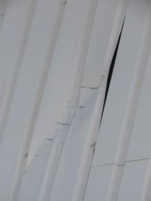 雨樋被害工事