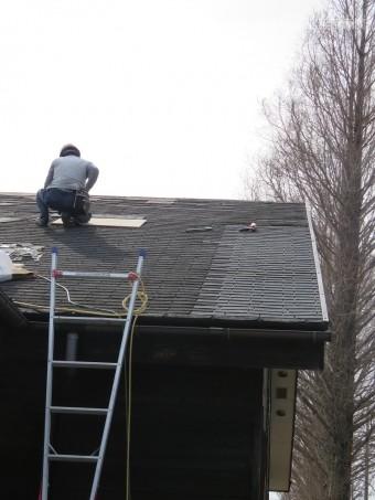屋根工事6