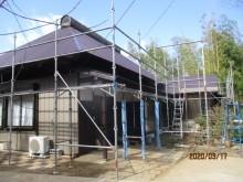 棟葺き替え工事