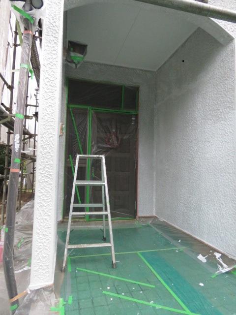 稲敷塗装工事