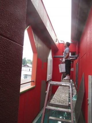 外壁工事2