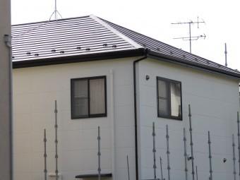 屋根葺き替え工事3