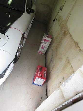駐車場塗装2
