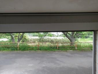 駐車場塗装4