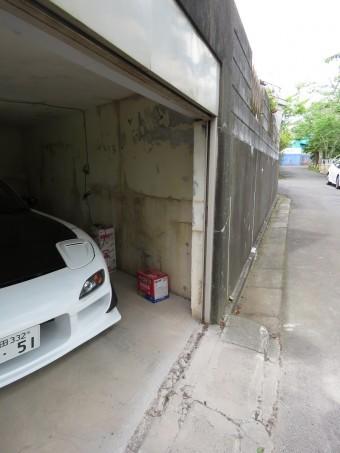 駐車場塗装6