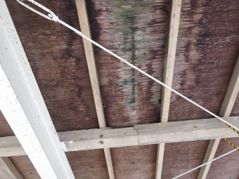 雨漏り工事2