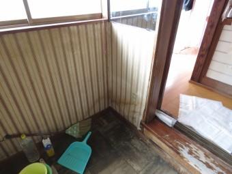 雨漏り工事調査