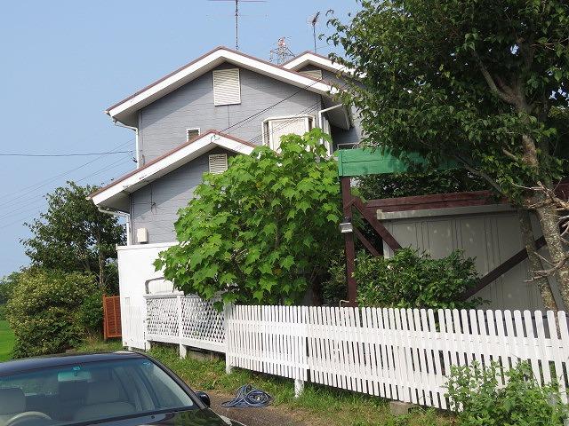 龍ヶ崎市のH様宅から、屋根を葺き直して下さいと言うご依頼です