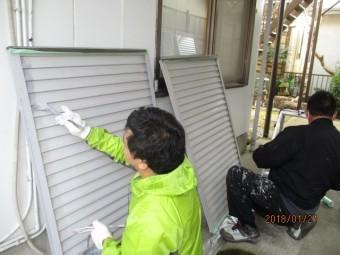 雨戸貯槽工事