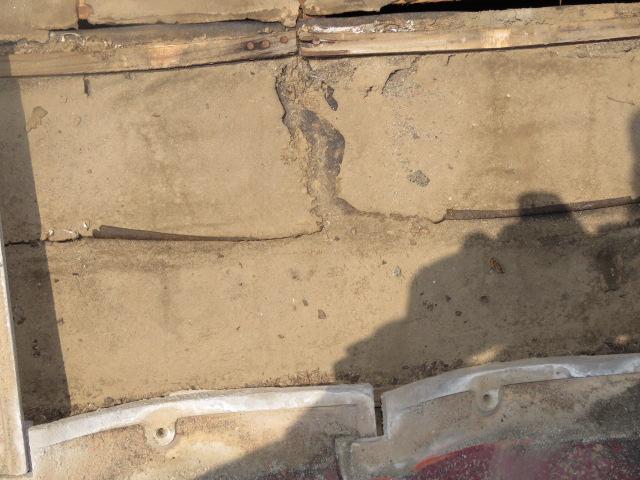 セメント瓦葺き替え工事