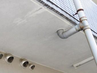 天井被害写真