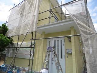 外壁塗装7