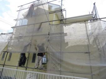 外壁塗装8