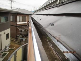 雨漏り点検工事
