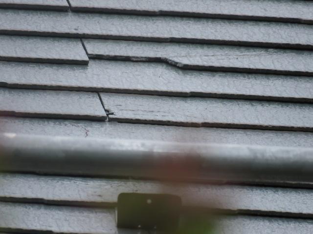 スレート屋根差し替え工事