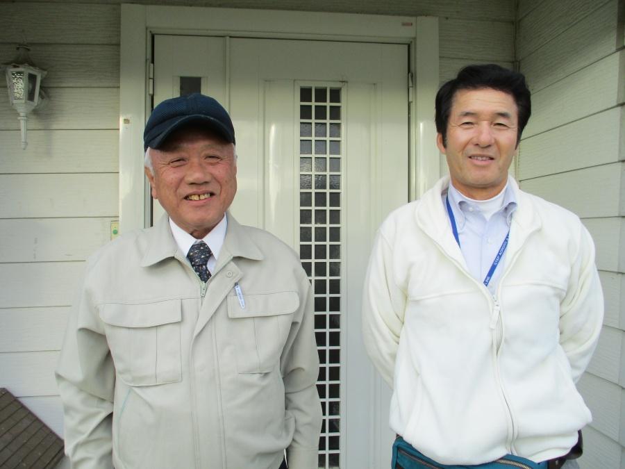稲敷市で雨樋交換工事前の点検を行ったZ様の声