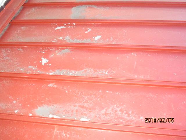 屋根カバー工法葺き替え