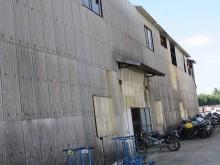 倉庫屋根外壁修理工事