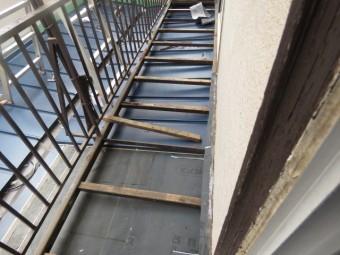雨漏り被害工事