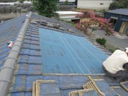 屋根葺き替え6