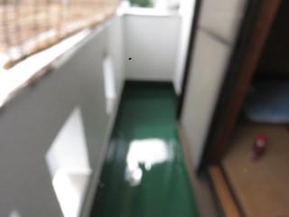 ベランダ防水工事2