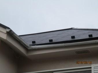 屋根雨漏り修理