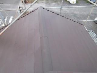 カバー工法葺き替え工事
