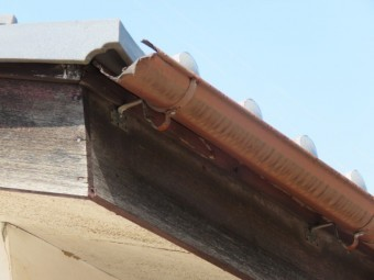 強風被害工事