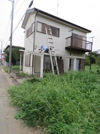 雨樋工事5