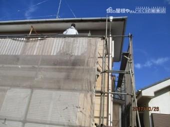 高圧洗浄工事3