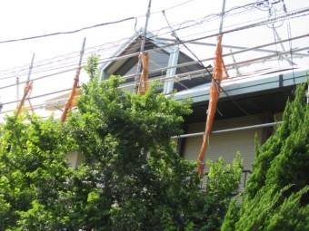ルーフィング工事カバー工法屋根葺き替え