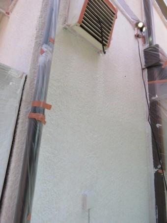 外壁下塗り塗装