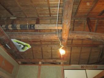 天井張り替え工事3