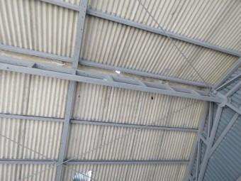 スレート屋根被害5