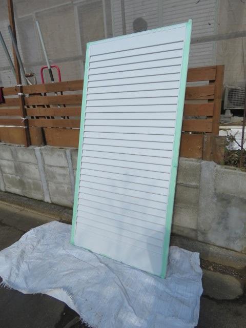 雨樋塗装工事