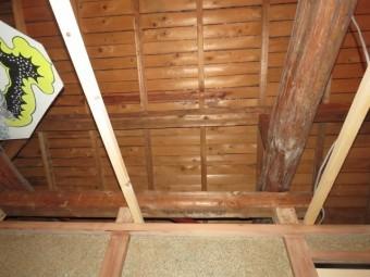 天井張り替え工事4